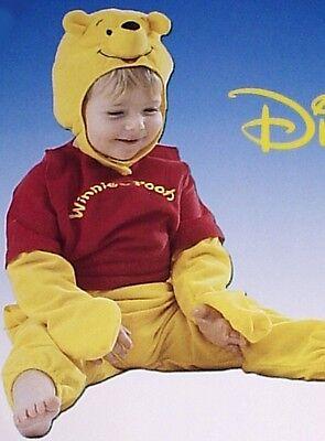 3D-Kostüm WINNIE POOH DISNEY BÄR Baby-Overall 74-104