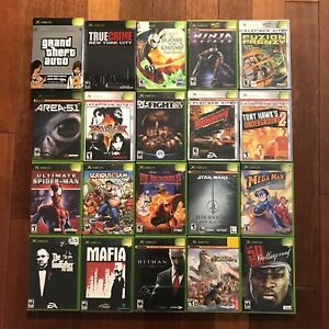 Xbox Original - Jeux / Games