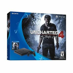 Ps4 uncharted bundle + 5 great games