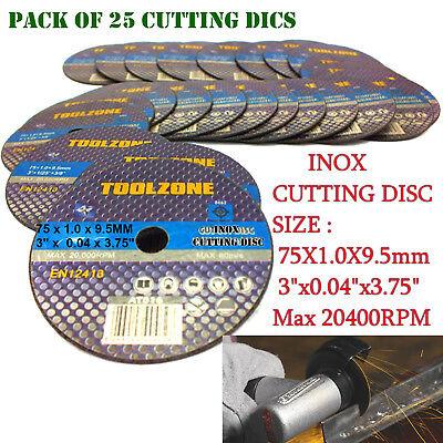 Cut Off Blade (25 x 3