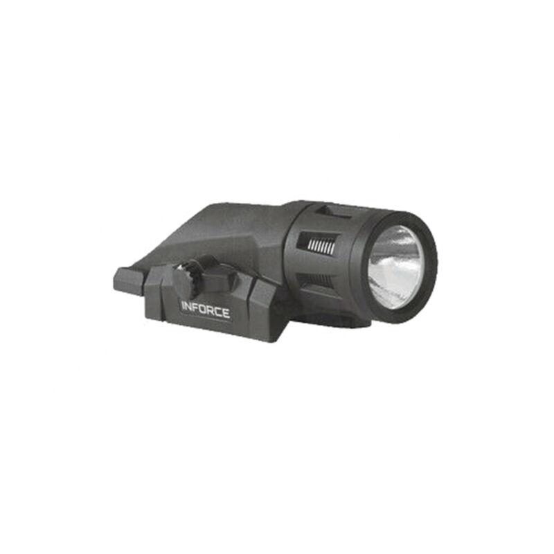 USA Inforce WML W-05-1 Gen 2 400 Lumens Rail Mounted Flashlight BLACK