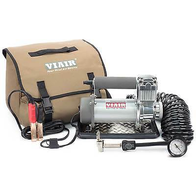 Viair 400P Portable 12V 33% Duty 150 PSI Compressor Kit for Tires up to 35