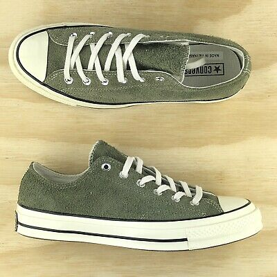 Converse Chuck Taylor All Star 70 Green White Low Top Shoes 157588C Size 11