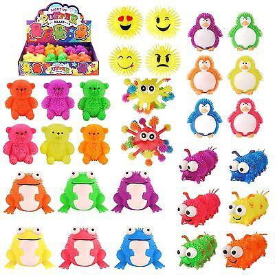 12 x Blinkende Puffer Spielzeug mengeneinkauf Großhandel Rakel Sensorisch Stress ()