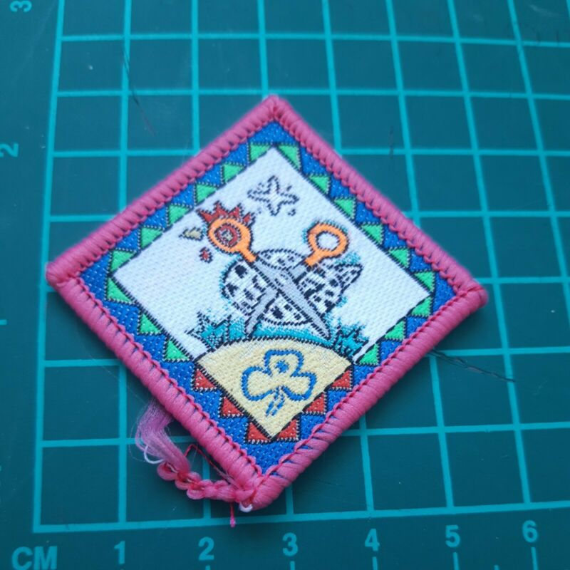 Girl Guides Australia Create a Challenge Badge -  Scissors
