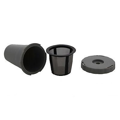 Fits Keurig My K-Cup Reusable Coffee Holder & Filter Set