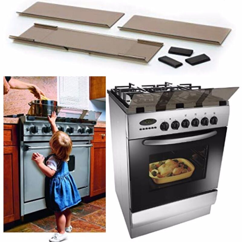 Stove Guard™ by Prince Lionheart®-Out Of Reach .. Out Of Trouble-New In Box