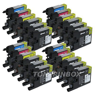 24 PK LC-75 XL Ink Cartridges for Brother MFC-J430w MFC-J825DW MFC-J835W -