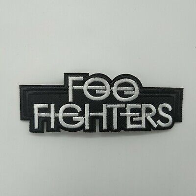 parche foo fighters rock metal patch planchar rock metal heavy The Holy...