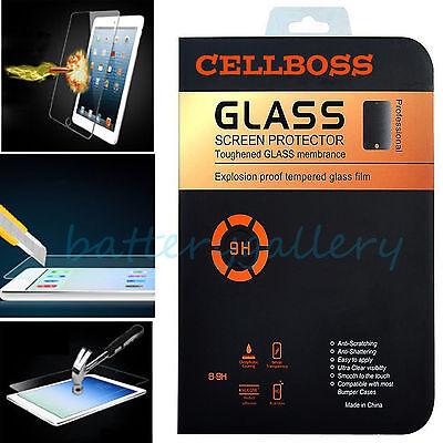 0.33mm Premium Tempered Glass Film Screen Protector for iPad 6 5 4 3 2 Mini &Air