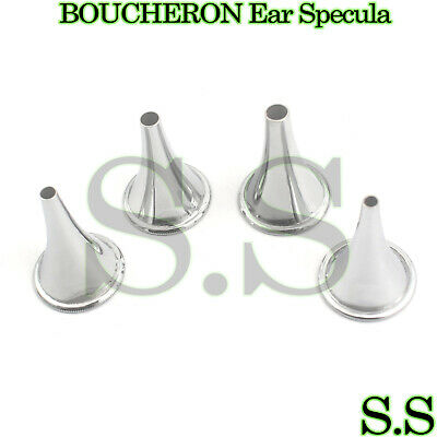 2 Sets Of Boucheron Ear Specula 4set Ent Surgical Instruments Ear Speculum
