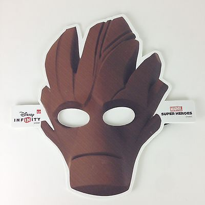 SDCC Groot Guardians of the Galaxy Infinity 2.0 Game Promo Mask Disney Comic Con