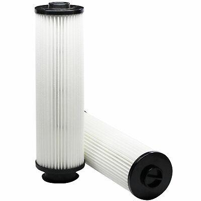 2X Vacuum HEPA Cartridge Filter for Hoover Turbo 4600 EmPower Upright U5268900 - Hoover Hepa Cartridge Filter