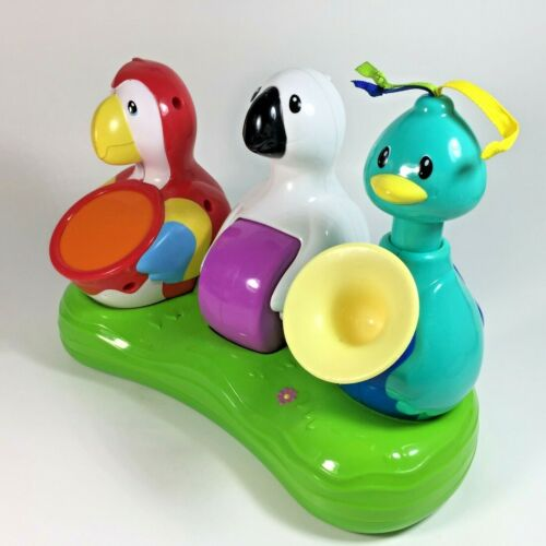 Evenflo Exersaucer Bird Band Replacement Triple Fun Life in the Amazon Jungle