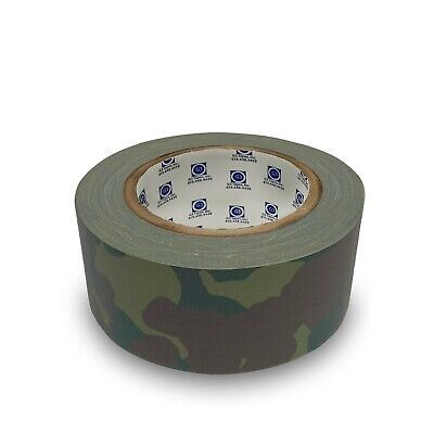 Camouflage Duct Tape 2x25yds 1 Case 6 Rolls 4.99 Roll Free Shipping