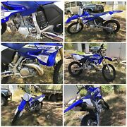 2016 YZ250 2stoke Yamaha Gin Gin Bundaberg Surrounds Preview