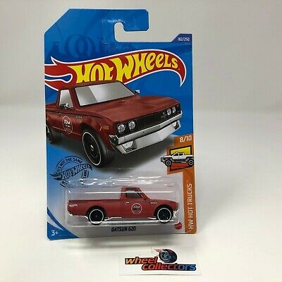 Datsun 620 #182 * JDM Legends * 2020 Hot Wheels International Case L * JC19