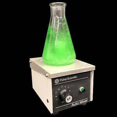 Fisher Scientific 14-505-21 Auto Mixer Magnetic Laboratory Stirrer