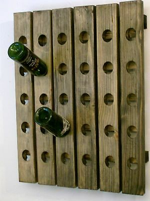 Wood Wine Rack Riddling Wine Rack  for sale  Shipping to South Africa