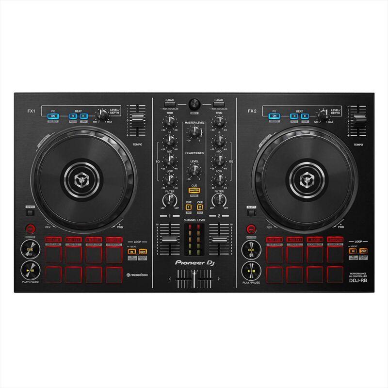 Pioneer DJ DDJ-RB Portable 2-channel Controller for rekordbox dj Used