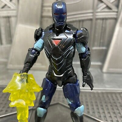 Marvel Universe Series Mark MK Stealth Suite Iron Man 3.75