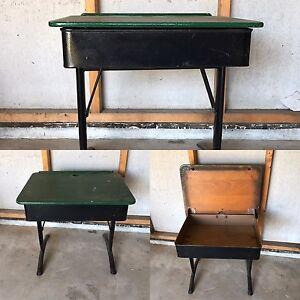 Old School Desks Avoca Beach Gosford Area Preview