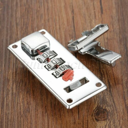 Useful Password Lock Latch Luggage Suitcase Toolbox Wine Case Chest Hardware