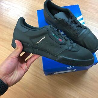 Adidas Yeezy Powerphase Calabasas - Triple Black - US 10