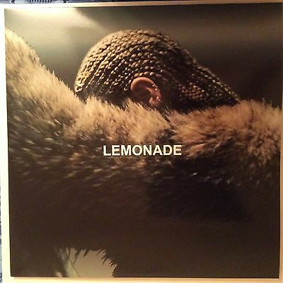 """BEYONCE """" LEMONADE """" *** COLOURED VINYL LP *** DOUBLE LP NEW MINT"""