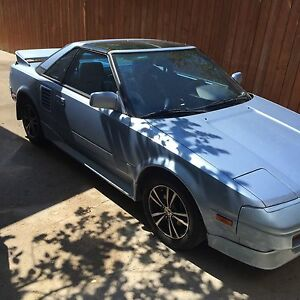 Toyota mr2 1989 supercharged