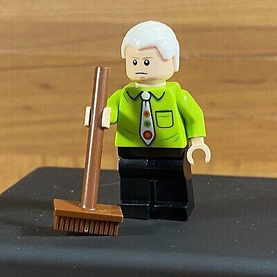 Gunther Lego Friends Central Perk Minifigure 21319 Mini Figure New
