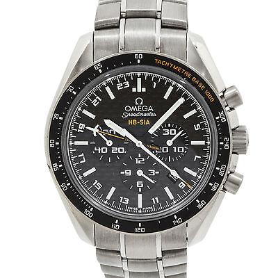 Omega Speedmaster HB-SIA GMT Solar Impulse Men's Watch 321.90.44.52.01.001
