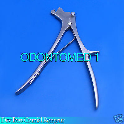 Devilbiss Cranial Rongeur Neuro Surgical Instruments