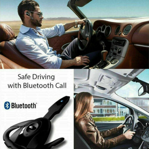 Bluetooth Headphone With Ear Hook Hands-free Music Headset For Xiaomi IPhone HTC - $13.99