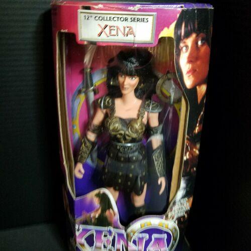 "Toy Biz Xena Warrior Princess Action Figure 12"" Collector Series Doll"