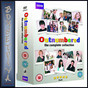 OUTNUMBERED-THE-COMPLETE-COLLECTION-SERIES-1-2-3-4-5-BRAND-NEW-DVD-BOXSET