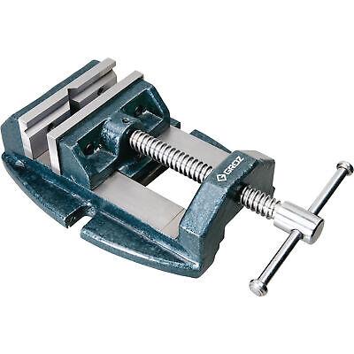 Groz Precision Drill Press Vise - 5in. Jaw Width Model Dpvstd125