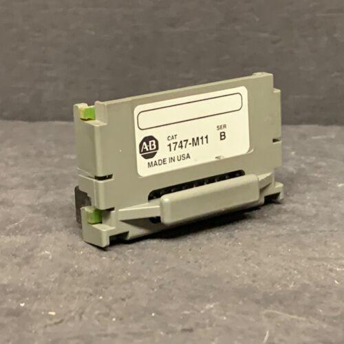 Allen Bradley 1747-M11 Ser B SLC 500 Memory Module EPROM 5/03 5/04 5/05 1747-MII
