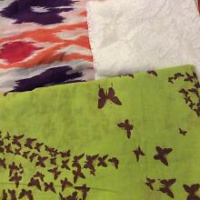 Assorted fabrics for sewing - make an offer. Kangaroo Point Brisbane South East Preview