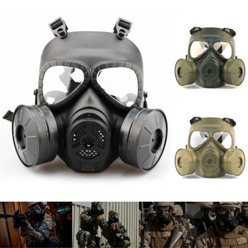 Gasmaske Atemschutzmaske Vollmaske MP5 Maske Schutzmaske Bundeswehr Staubdicht