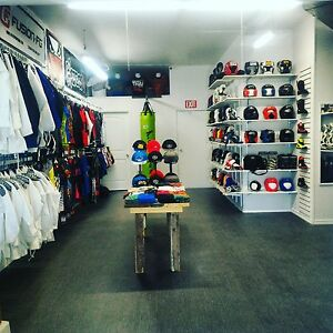 The Clinch Fight Shop now open in Edmonton!