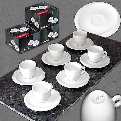 Home Bugatti 12 tlg. Espressotassen Set, 6 kleine Kaffee Tassen, Espresso Becher