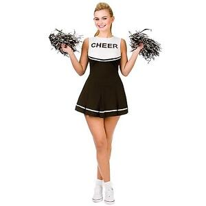 Ladiesu0027 Cheerleader Fancy Dress  sc 1 st  eBay & Cheerleader Fancy Dress | eBay
