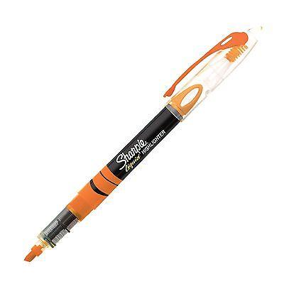 Sharpie Accent Liquid Pen Style Highlighter Fl Orange Sharpie 1754466 - 1 Each