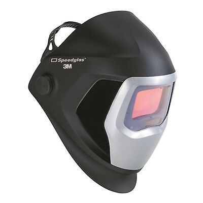 3m Speedglas 9100x Welding Helmet Wside Windows - 06-0100-20sw
