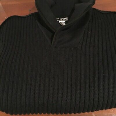 New Versace men's wool sweater