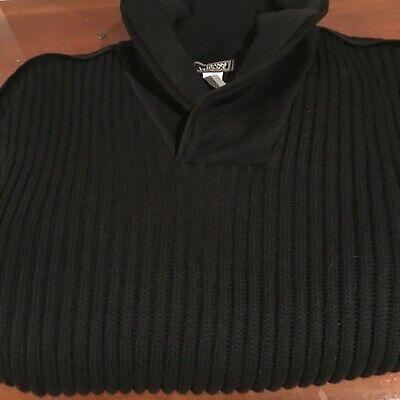 New Versace men's wool sweater