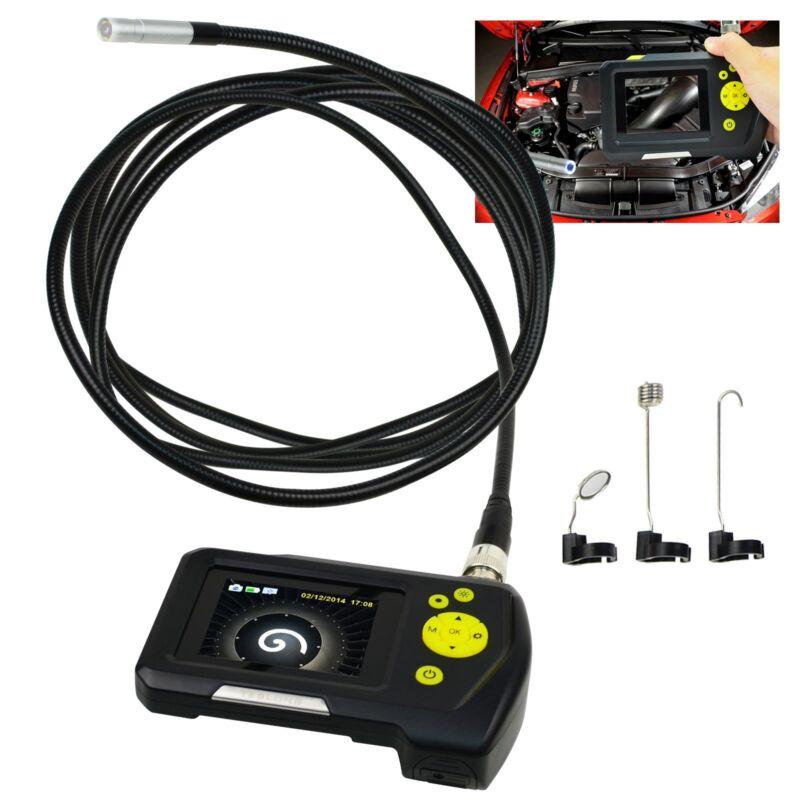 5M Cabel Waterproof Endoscope Digital Inspection 8.2mm Camera System Borescope