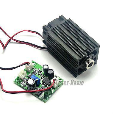 808nm 500mw 12v Infrared Ir Line Laser Diode Module Adjusted W Driver Ttl Fan