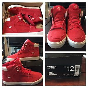 Supra Vaiders. Men's size 12 London Ontario image 1